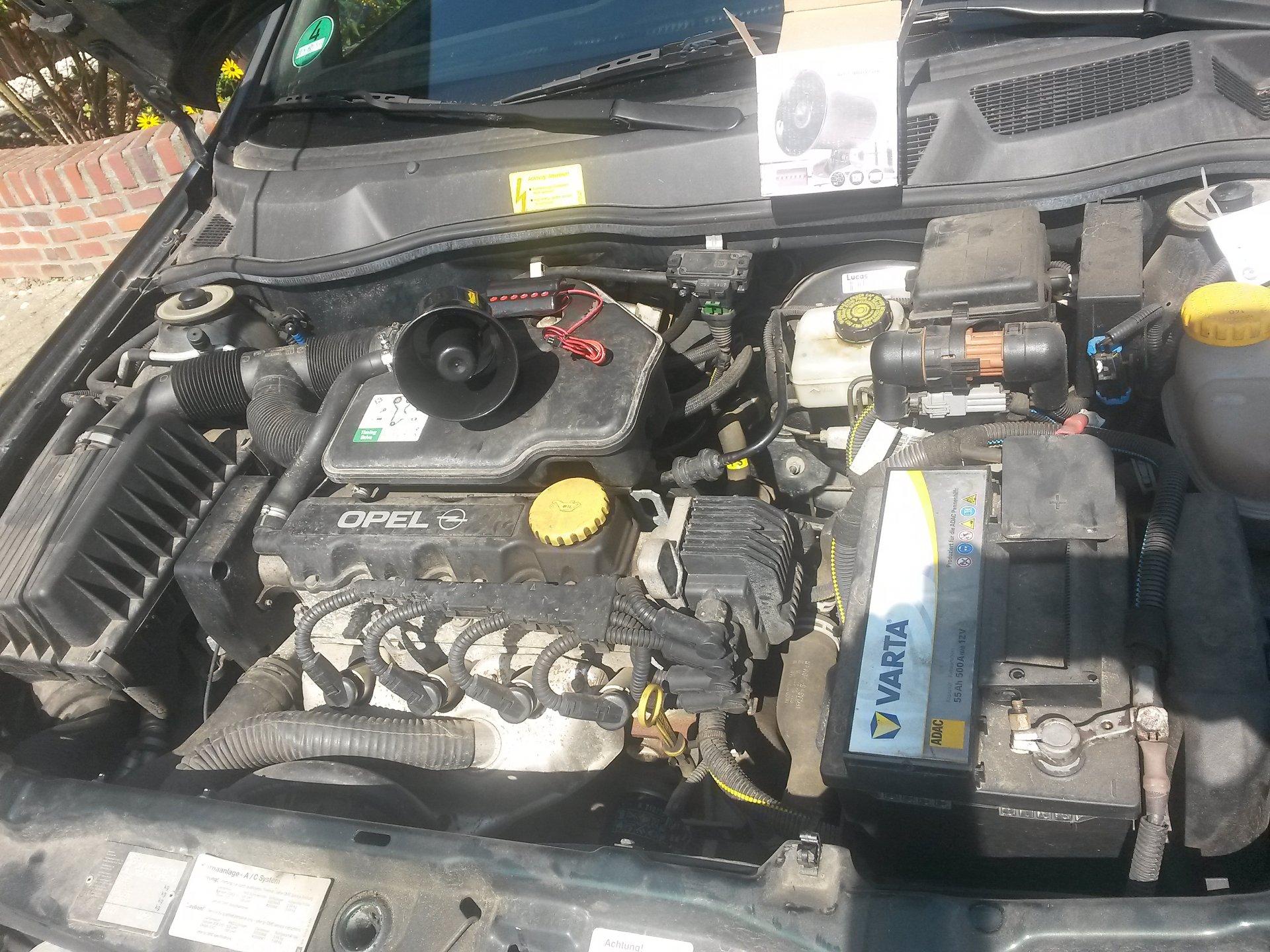 12V Auto-Sirene in Opel Astra G einbauen_02.jpg