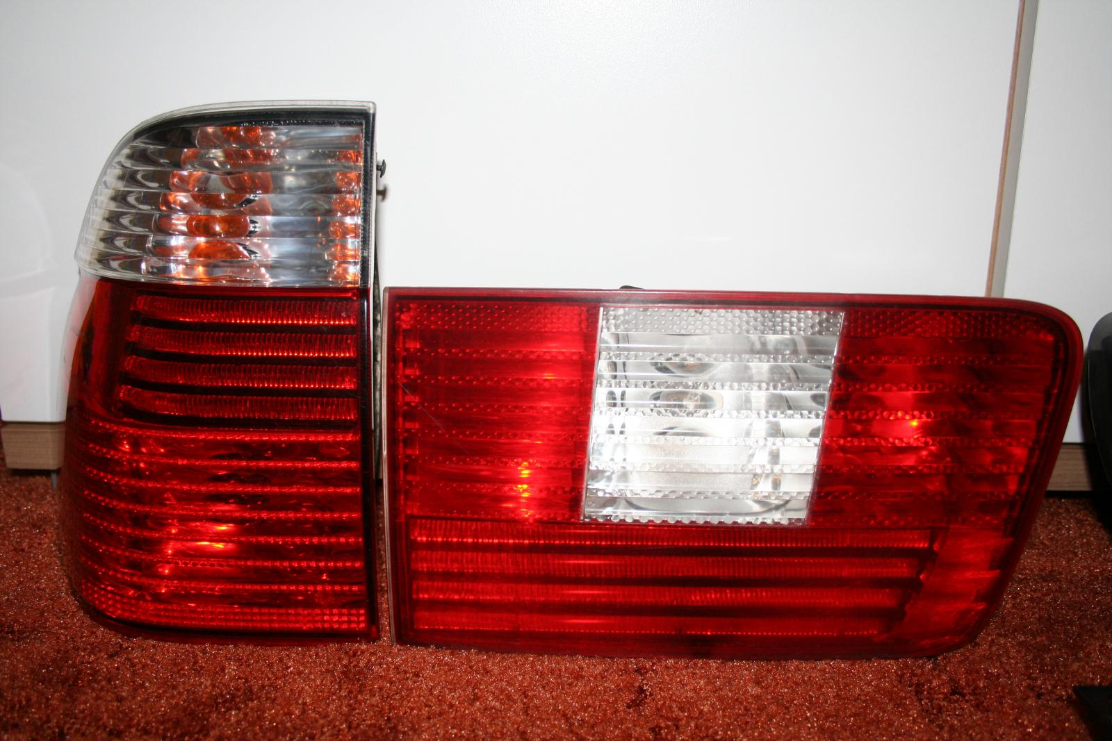 Original Bmw E39 Touring Led Ruckleuchten Facelift