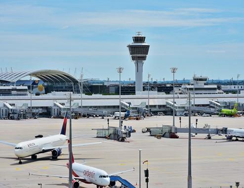 Ist günstiges Parken am MUC mit dem Transport von Handgepäck, Koffer und Co, vereinbar.jpg