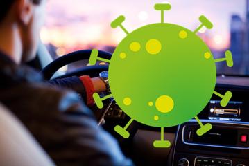 Unfall durch Niesen durch Niesen Unfall verursacht mit Erkältung Auto fahren Krank Auto fahren...png