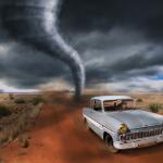 Autofahren bei Sturm - Darauf sollte man mit dem Auto und dem Motorrad achten