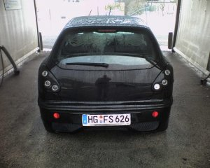 Fiat Bravo under the shower.JPG